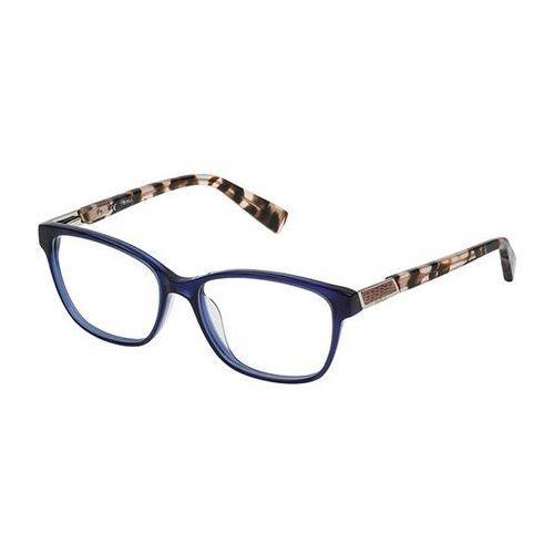 Furla Okulary korekcyjne vfu085 0t31