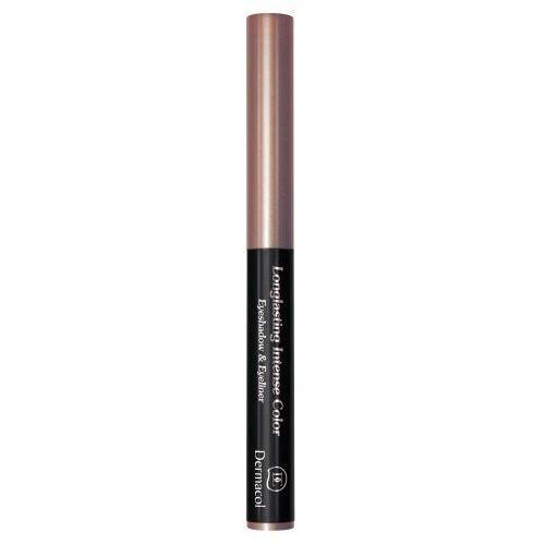 Dermacol Longlasting Intense Colour cień do powiek i eyeliner 2w1 odcień 02 1,6 g (85958944)