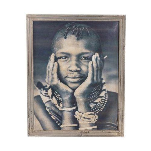 Dekoria Obraz Massaika I 74x94cm, 74 × 2,5 × 94 cm