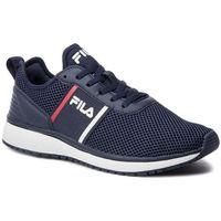 Sneakersy FILA - Control II low 1010593.29Y Dress Blue, w 6 rozmiarach