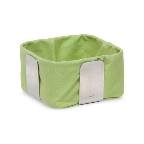 - bawełniany wkład do koszyka duży - desa zielony - zielony marki Blomus