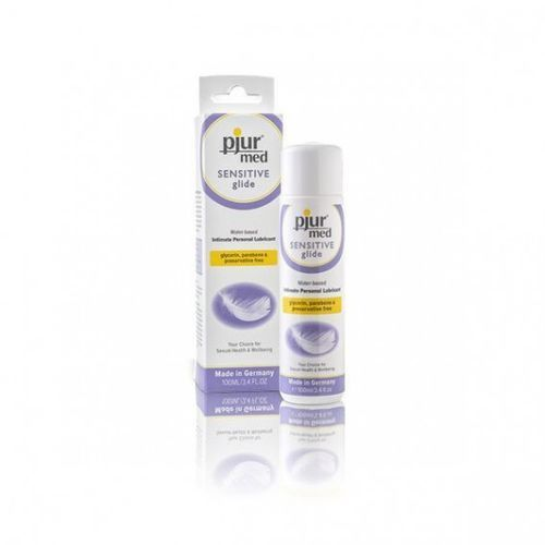 Pjur med SENSITIVE Glide Waterbased 100 ml