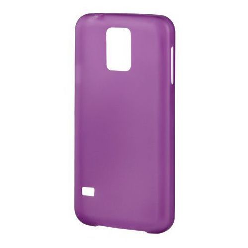 Etui XQISIT do Samsung Galaxy S5 iPlate Ultra Thin Fioletowy (4029948013039)
