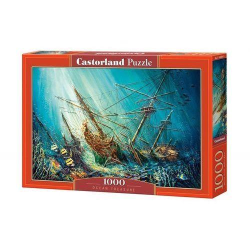 Castor Puzzle 1000 ocean treasure - od 24,99zł darmowa dostawa kiosk ruchu