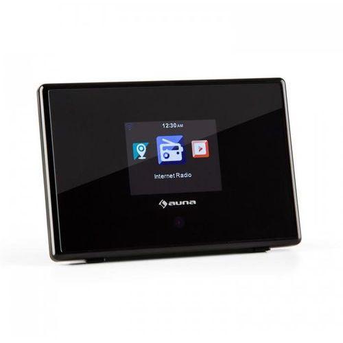 """IAdapt 240 adapter radia internetowego Wi-Fi kolorowy wyświetlacz TFT 2,4"""" line out czarny"""