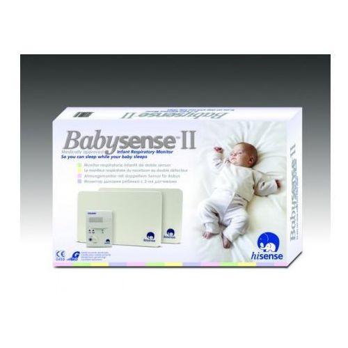Monitor oddechu z atestem medycznym Babysense II Materacyk do bezdechu dla wcześniaków i niemowląt