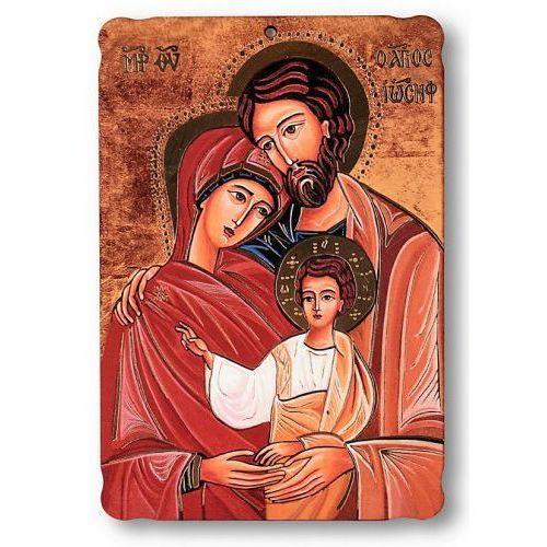 Pamiątka ślubna – obrazek religijny na desce, 86CE-953A4