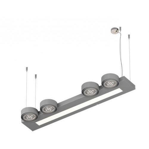 lampa wisząca DALTEC H1Whs QR111/TL5, CLEONI T047H1Whs+