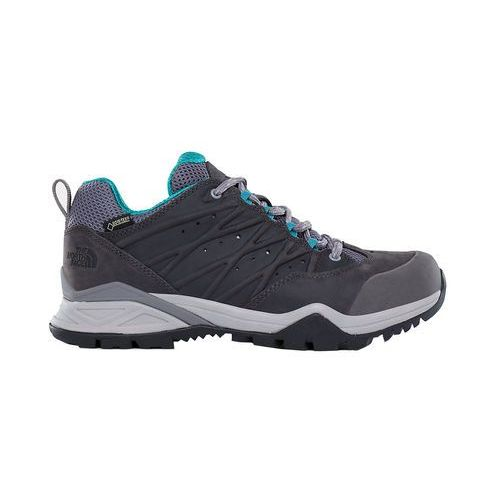 The north face Buty hedgehog hike ii gore-tex women - silver grey/porcelain green