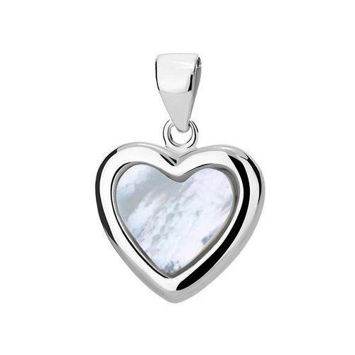 Biżuteria damska INFINITY DHZK0019 Zawieszka srebrna, kolor szary
