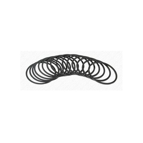 Zestaw pierścieni dystansowych  t2 - 5 rozmiarów (2458102) marki Baader planetarium