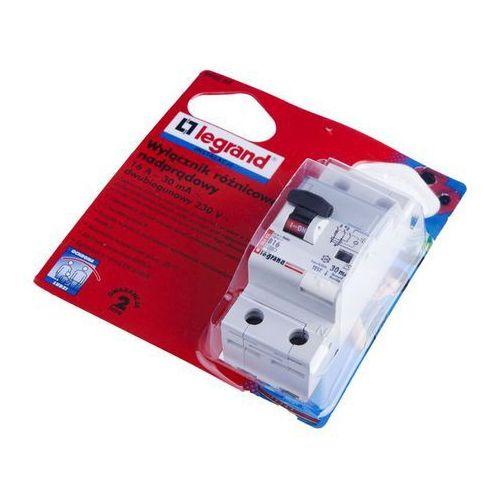 Wyłącznik różnicowonadprądowy Legrand P 312 B 16 A 30 mA AC (5904182618495)