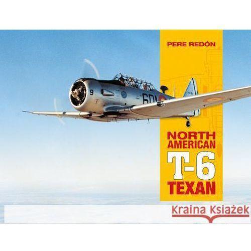 North American T-6 Texan (9780764347887)