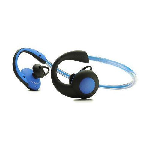 Słuchawki Boompods Sportpods Vision Niebieskie (SPVBLU) Darmowy odbiór w 21 miastach! Raty od 7,69 zł