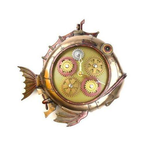 Veronese Zegar maszyna ryba steampunk