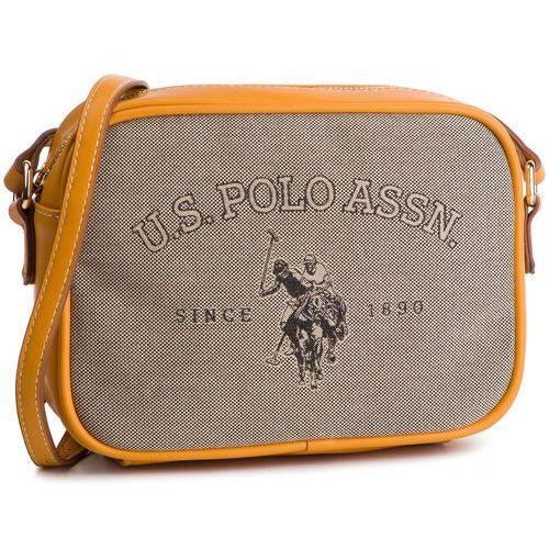 U.s. polo assn. Torebka - virginia h crossbody bag beuvg0466wjp/300 yellow
