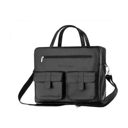 """Kochmanski torba skórzana A4 na laptop 15,6"""" 1994, 1994"""