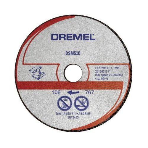 Tarcza DREMEL DSM510 (8710364060771)