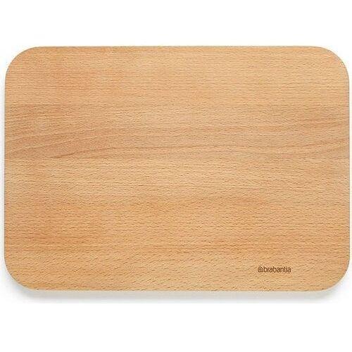 Brabantia Deska do krojenia profile 2.0 drewniana gładka (8710755260766)