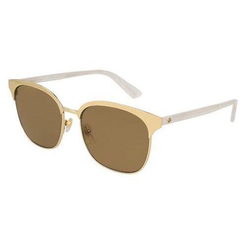 Okulary Słoneczne Gucci GG 0244S 001