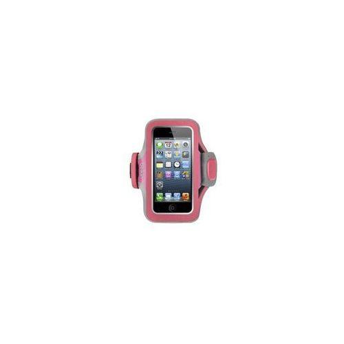 Belkin Neoprene Slim Fit Armband - etui sportowe do iPhone 5/5s/SE różowy - sprawdź w wybranym sklepie