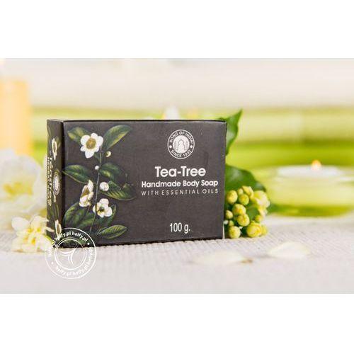 Mydełko z olejkami esencjonalnymi - Tea Tree