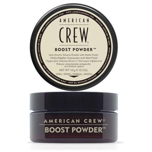 American crew boost powder | matowy puder zwiększający objętość włosów 10g