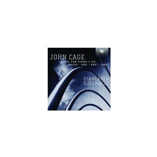 Brilliant classics Cage: music for piano, vol. 4. (5029365926324)