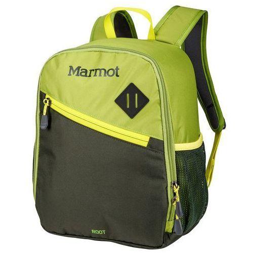 Marmot plecak Kid's Root Green Lichen/Rosin Green