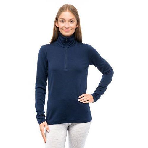 Koszulka 260 tech ls half zip women marki Icebreaker