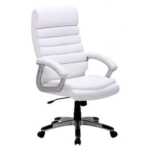 Fotel Q-087 biały ★ OBSŁGA BEZ UWAG - POZYTYWNE OPINIE:-)
