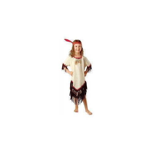 Marlux Strój indianka nowa 110/116, kategoria: kostiumy dla dzieci