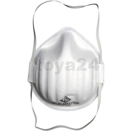Półmaski filtrujące jednorazowe FFP1/K 3szt / YT-7485 / YATO - ZYSKAJ RABAT 30 ZŁ, kup u jednego z partnerów