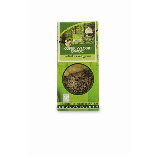 Dary natury - herbatki bio Herbatka z owocu kopru włoskiego bio 50 g herbata dary natury