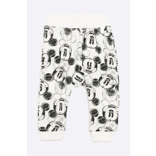 - spodnie dziecięce mickey lincoln 50-74 cm marki Name it