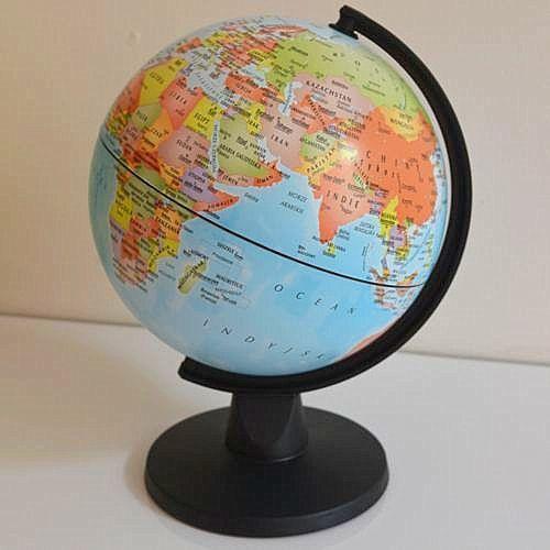 Nova rico spa Globus mini globe politico 16cm