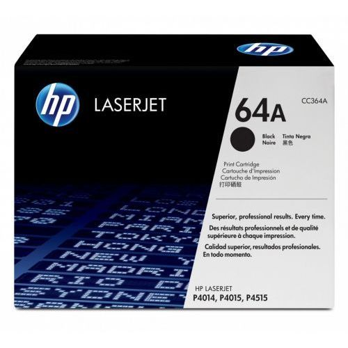 HP Inc. Toner P4014/4514A Czarny CC364A 10K P4014/4015/4514, 1_107596