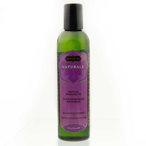 Kamasutra Lekki olejek do masażu i nawilżania - kama sutra naturals massage oil passion berry - 236gram