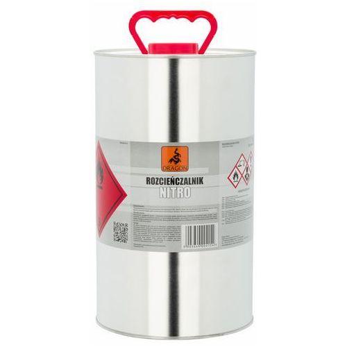 Rozcieńczalnik do wyrobów nitrocelulozowych ogólnego stosowania 5 l marki Dragon
