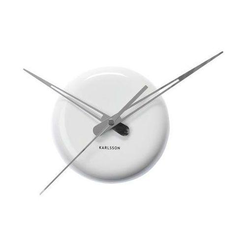 Zegar ścienny ceramic dot white by marki Karlsson