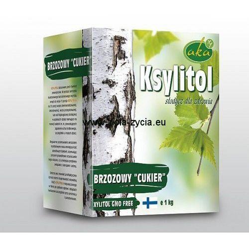 KSYLITOL cukier brzozowy - naturalna słodycz dla zdrowia (1 kg)