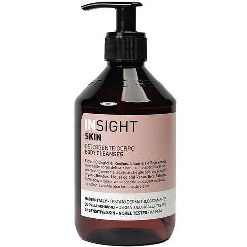 Insight body cleanser naturalny żel do mycia ciała, skóra wrażliwa i alergiczna 400ml, 15960