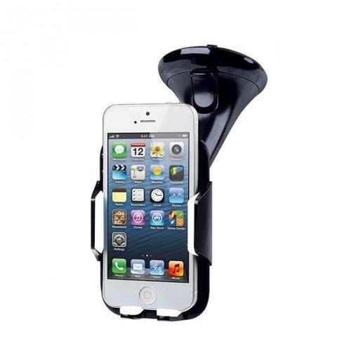 Uchwyt samochodowy  us02 do smartfonów (6'') czarno-biały, marki Smart