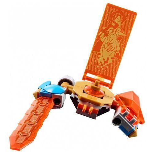 Kloci nexo knights starcie technologicznych czarodziejów marki Lego
