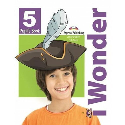 I Wonder 5 PB + ieBook EXPRSS PUBLISHING (9781471586255)