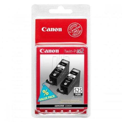 CANON PGI-525 PGBK Twin Pack ink black for Pixma, 4529B010