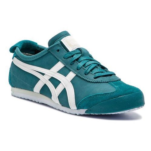 Asics Sneakersy - onitsuka tiger mexico 66 1183a359 spruce green/white 301