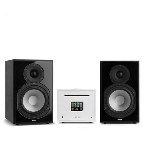 Unison Reference 802 Edition – Wieża stereo all-in-one z 2 kolumnami
