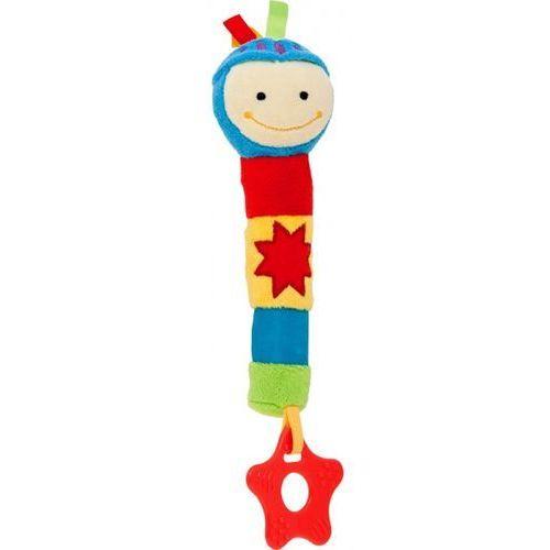 68/039 pluszowa zabawka z piszczałką 0m+ od producenta Canpol