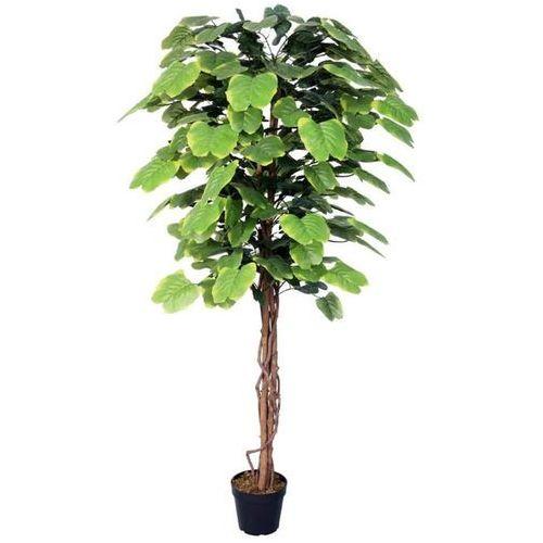Greentree Sztuczne drzewo miłorząb kwiaty drzewko dekoracja - OKAZJE